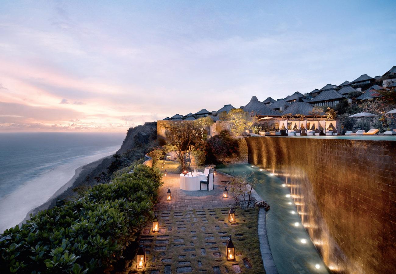 Bulgari Bali Restaurant Menu