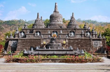 Tempel von Banjar