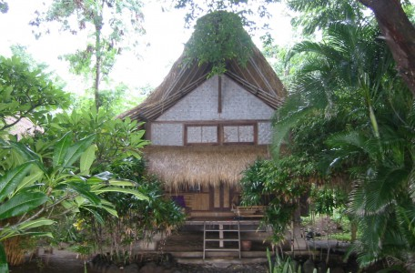Gästehaus auf Bali