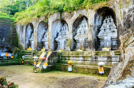 Gunung Kawi Tempel auf Bali
