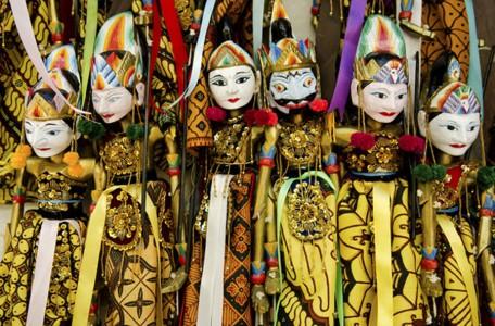 Bali Puppentheater