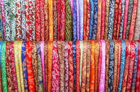 sarongs-markt-bali